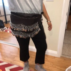 Belly dancing wrap - price for both